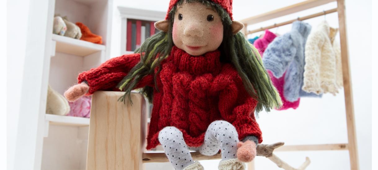Elf-Frida