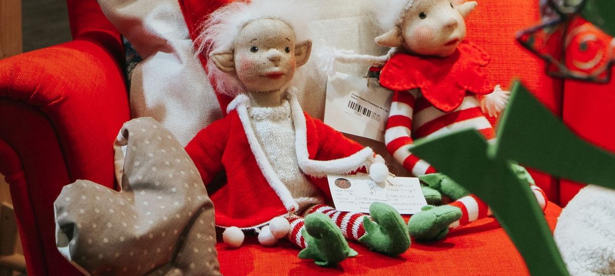 Eine Adventüberraschung und Wa(h)reWeihnachten
